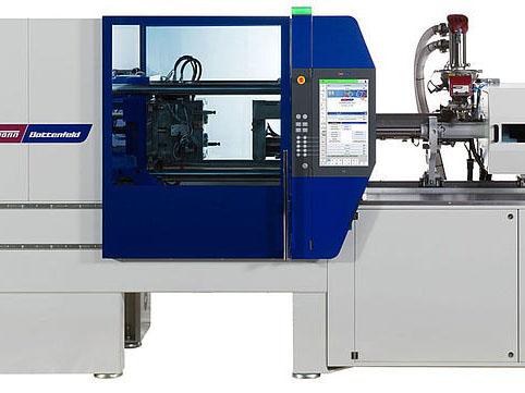 Stroj - Plast Form Service IM s.r.o. - vstřikování plastů